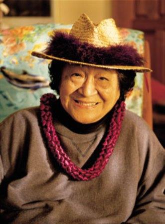 Aunty Margaret Machado